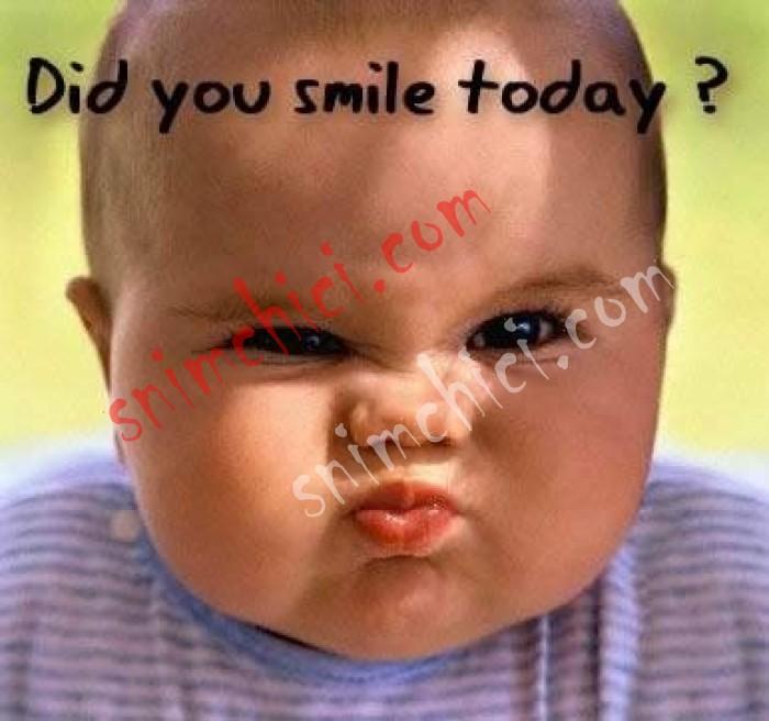 а ти усмихва ли се днес?